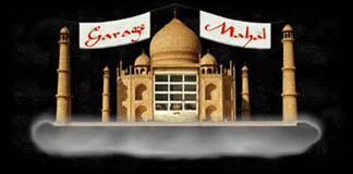 banner link to The Garage Mahal